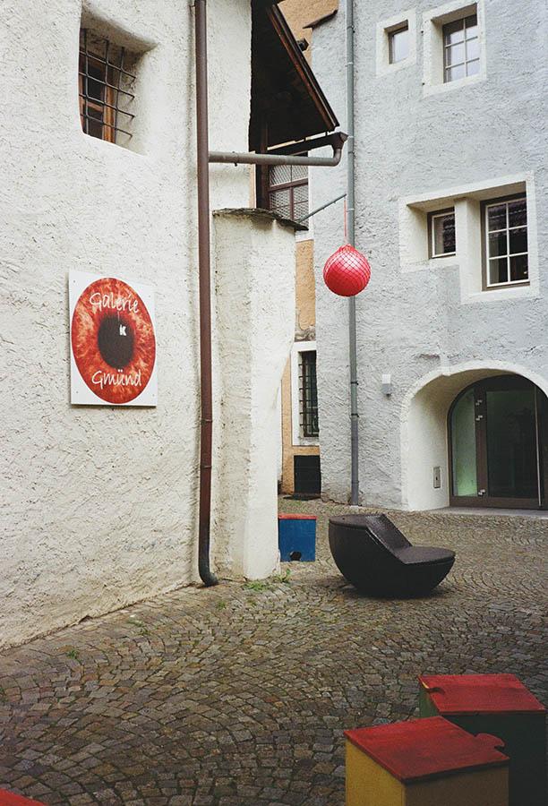 Lichterwaldt - Kunst in Gmünd, Carinthia