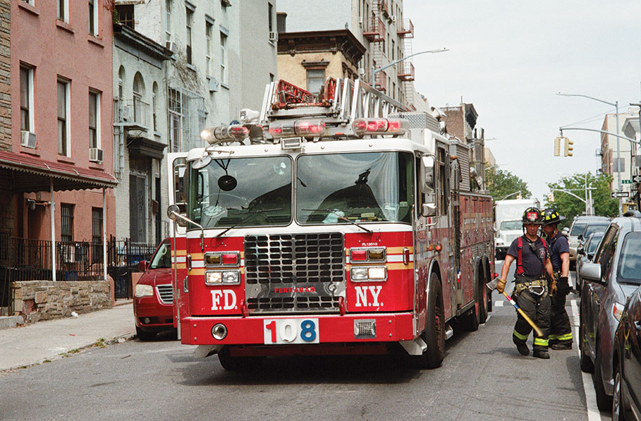 lichterlow new york fire brigade