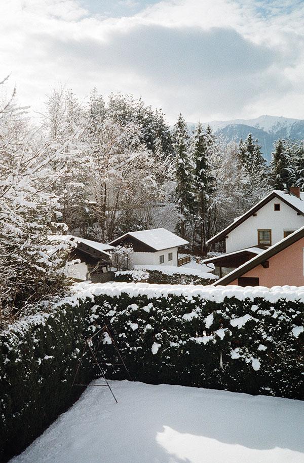 lichterwaldt kaernten Winter am Goldeck