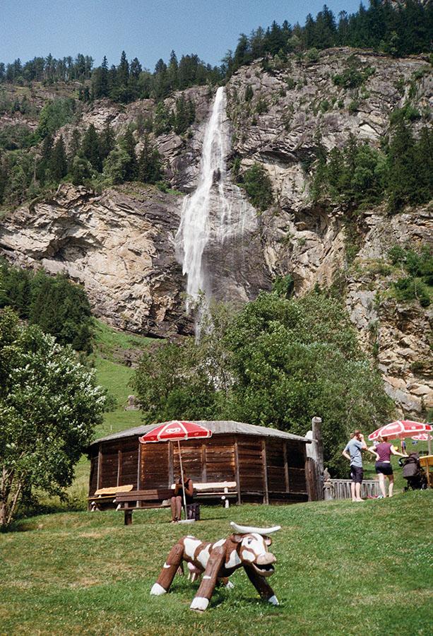 Fallbachfall Waterfall