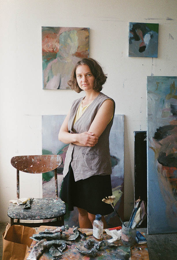 lichterwaldt Oksana Zmiyevska