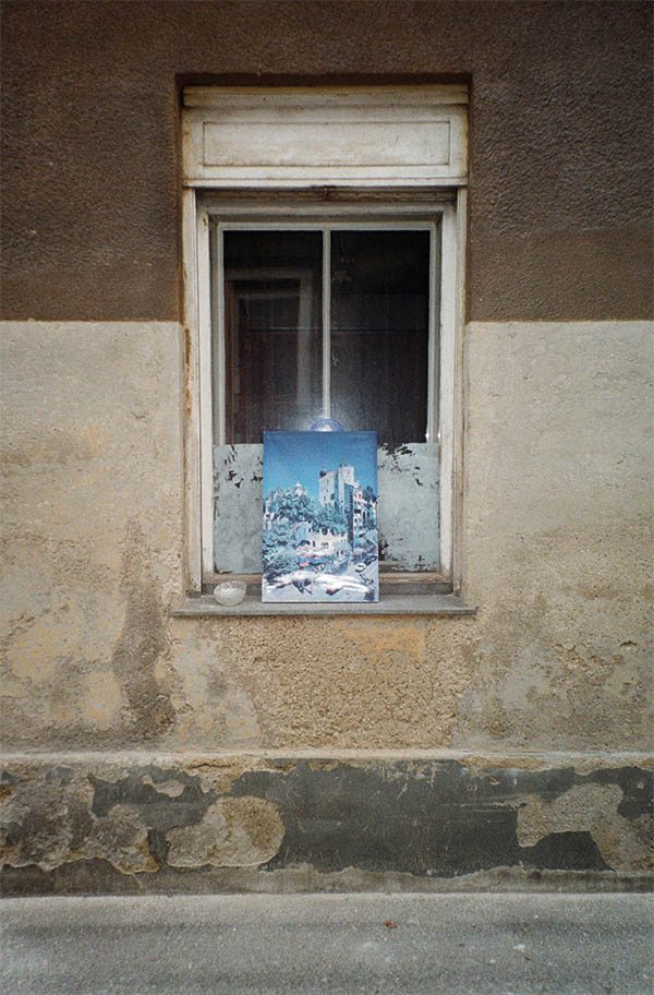lichterwaldt wien kunst Street Art