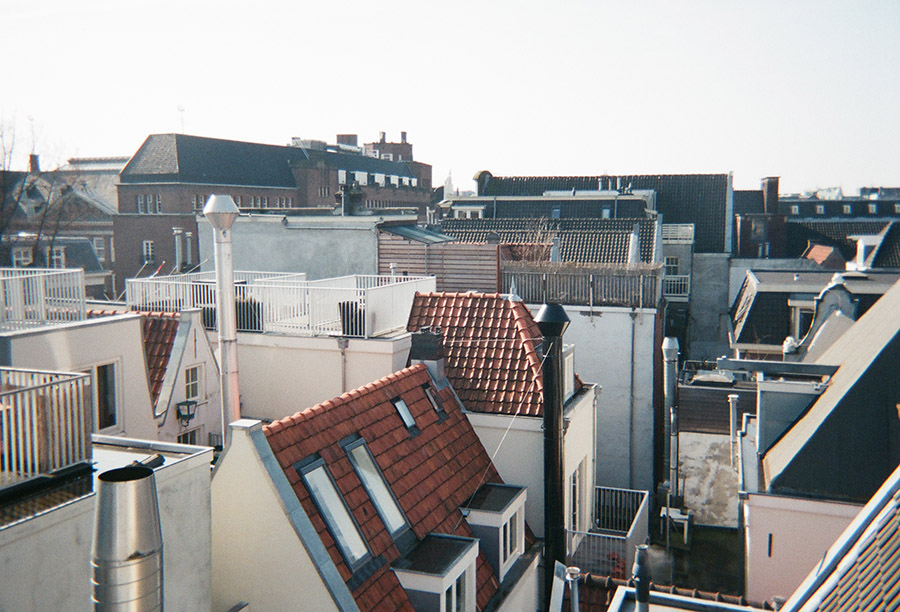 lichterwaldt amsterdam roof