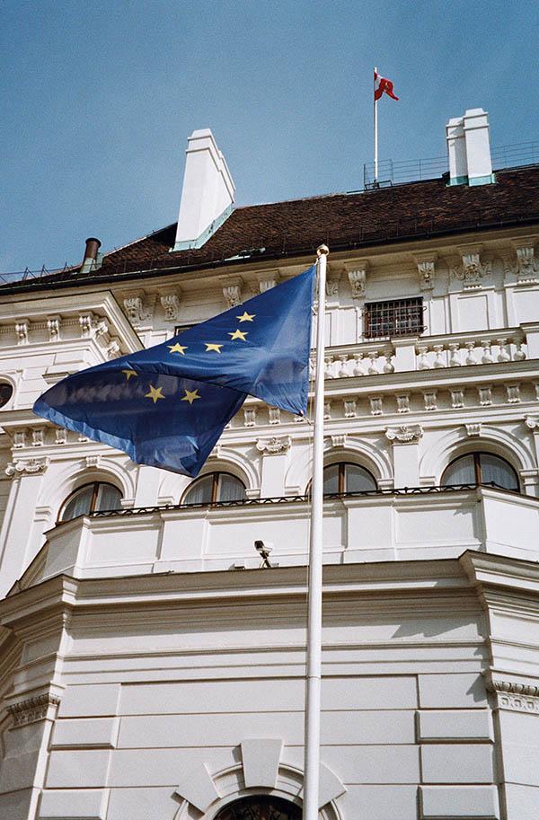 Lichterwaldt - Pro Europe, Wien